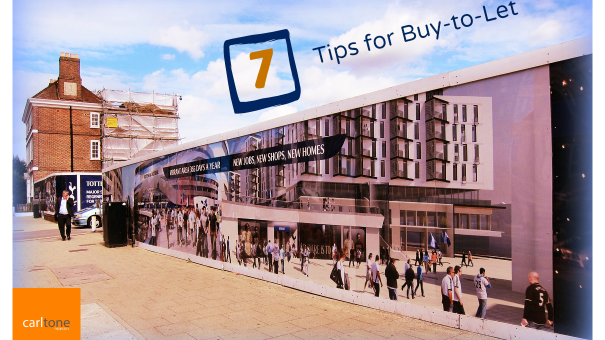 7 Tips for Buy to Let