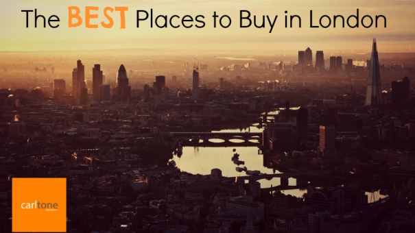 Best Places to Buy in London